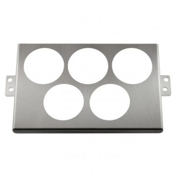 Jass performance stainless control panel nb 356x356
